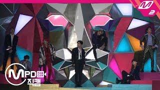 방탄소년단 직캠 4K '아이돌(IDOL)' (BTS FanCam) | @2018MAMA_2018.12.14