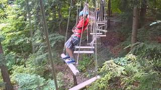 Treetop Eco-Adventure, Oshawa 2015