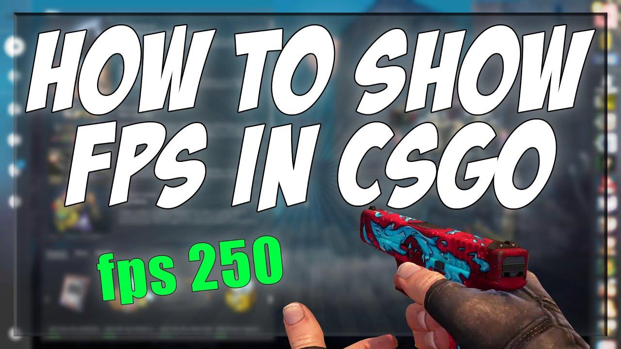 Download CSGO SHOW FPS COMMANDS!!