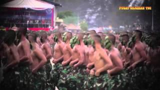BELADIRI TNI AD YONGMODO di HUT TNI Ke-70, 5 OKTOBER 2015 - CILEGON BANTEN