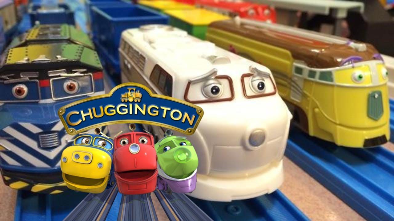 Chuggington Loks