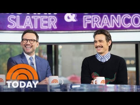 James Franco Shares Keegan Allen's Speedo Secret From 'King Cobra' Love Scenes | TODAY