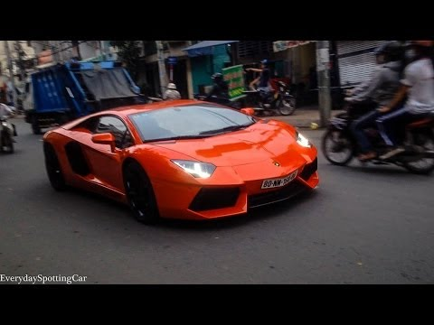 Vietnam Supercars in ACTION | Siêu Xe Việt Nam