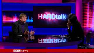BBC HARDtalk with Danny Dorling