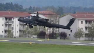 Video Army Apache Traffic Pattern Training download MP3, 3GP, MP4, WEBM, AVI, FLV Agustus 2018