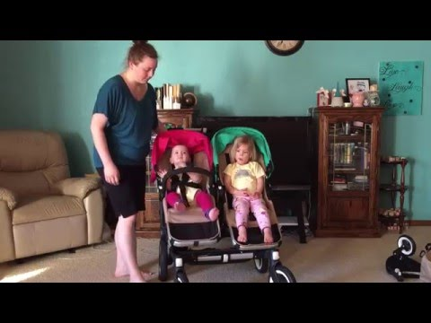 Bugaboo Donkey Stroller Single To Double