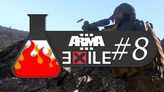 Arma 3 Exile Bornholm #8 ~The Beauty of Bornholm!