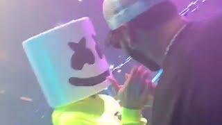 "Anuel AA y MarshMello en Las Vegas "" CHINA"""
