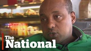 Somalis cross U.S.-Canada border