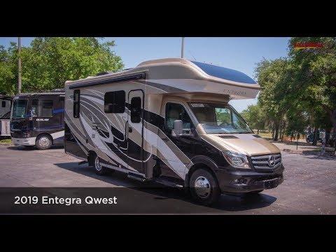 2019 Entegra Qwest 24L Video Tour from Lazydays