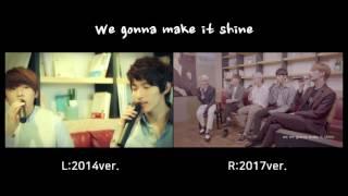[세븐틴] We gonna make it shine 좌우음성 mp3