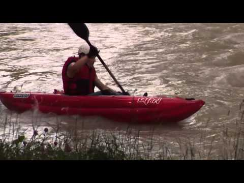 Test du kayak gonflable gumotex solar 405 expedition doovi - Test kayak gonflable ...