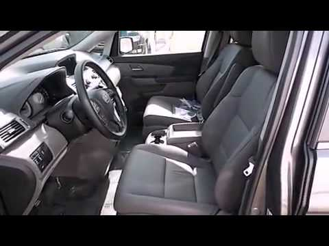 2013 Honda Odyssey EX-L w/RES in Bartlesville, OK 74006 - YouTube