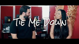 Gryffin, Elley Duhe - Tie Me Down Chaz Mazzota and JessLee (Cover)