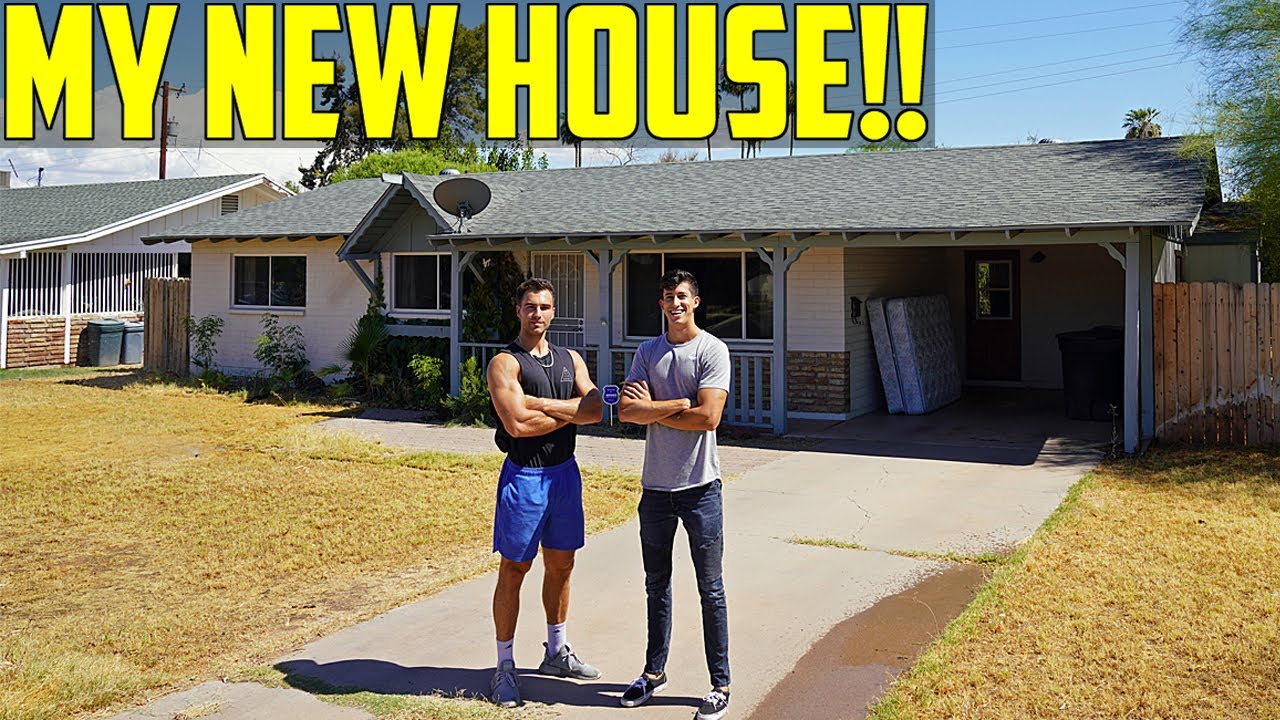 Flipping Our Next House | Full Tour Before Renovations!