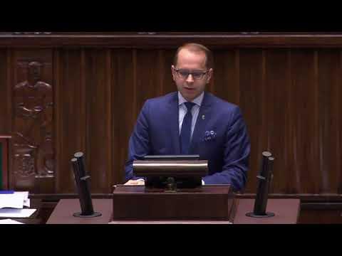 Michał Szczerba – wystąpienie z 6 grudnia 2017 r.