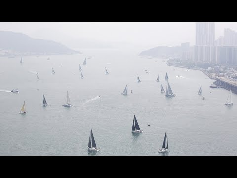 Rolex China Sea Race 2018 – Film – The Spirit of Yachting