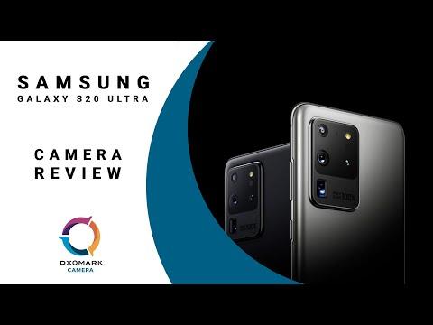 Dx0mark testar kameran i Samsung Galaxy S20 Ultra Lägger sig på top tio i alla fall