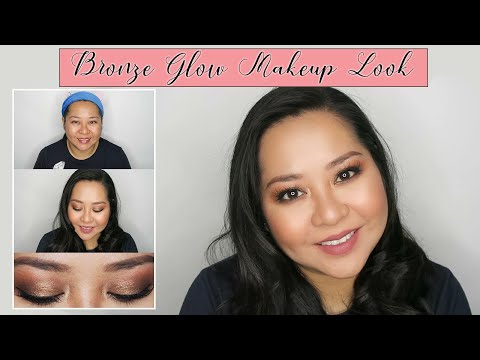 Bronze Makeup Look | Ft. Morphe x Jaclyn Hill Palette | Philippines thumbnail