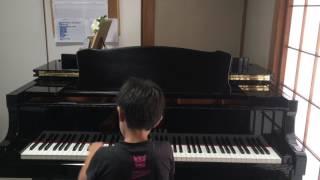 秦野市ピアノ教室  おばけのダ  ンス ピアノソロ はるき 小3  Rina音楽教室 thumbnail