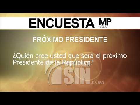 Encuesta Mark Penn: Margarita Cedeño, la más popular; Danilo el favorito para ganar
