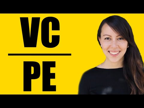 Why She Chose VC over Private Equity