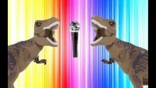 - Jurassic park 2 the musical Lego edition
