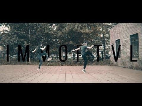 CAP x JAM ▼ I M M O R T V L