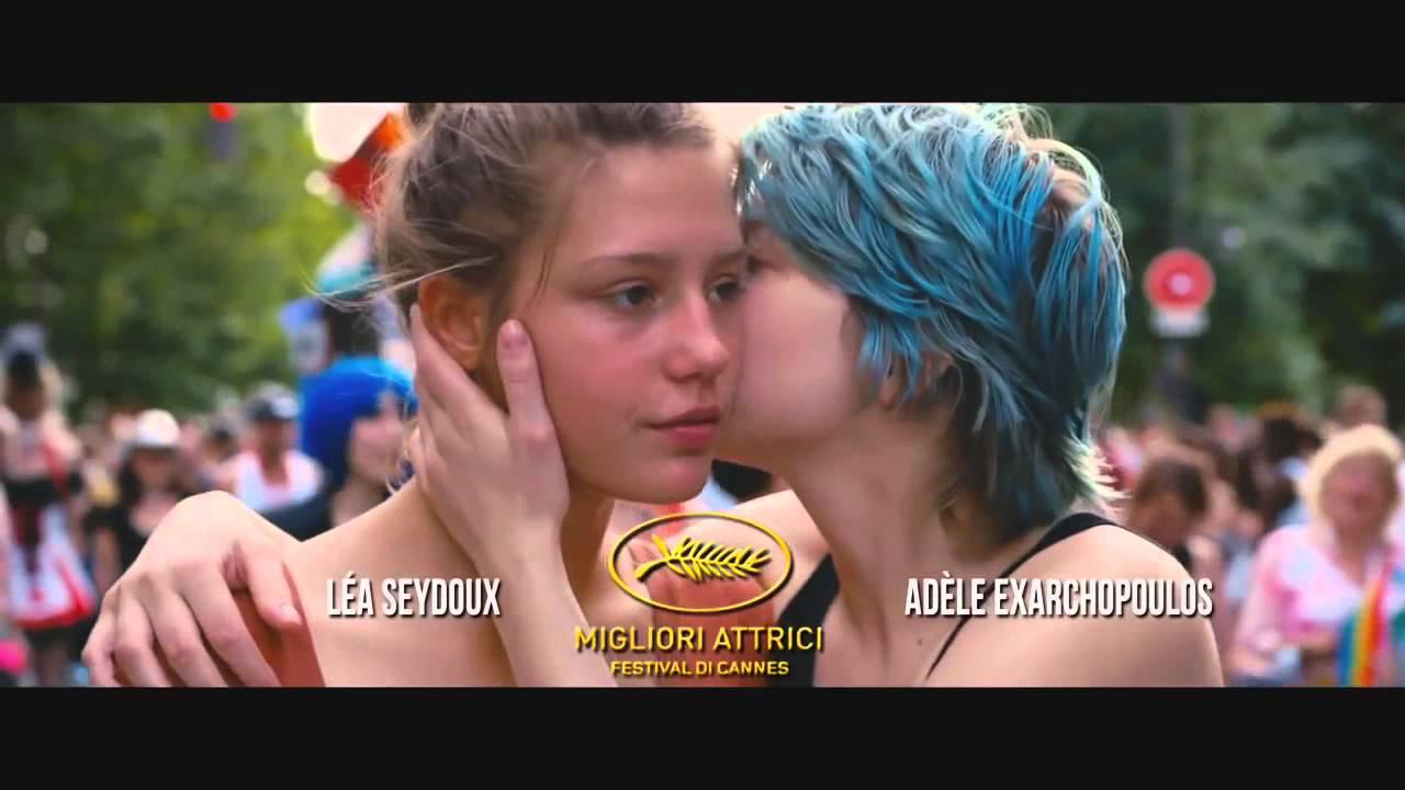 Jennifer Aniston scena di sesso lesbico