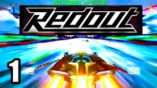 Redout || High Speed Futuristic Arcade Racing Game || Part 1