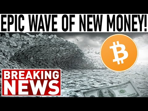 BITCOIN WILL CRUSH ALL TIME HIGH!  EPIC WAVE OF NEW MONEY COMING! TOP COIN PICKS FOR 2020!