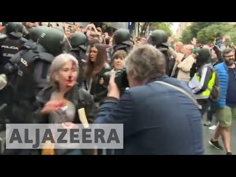 Catalonia referendum: