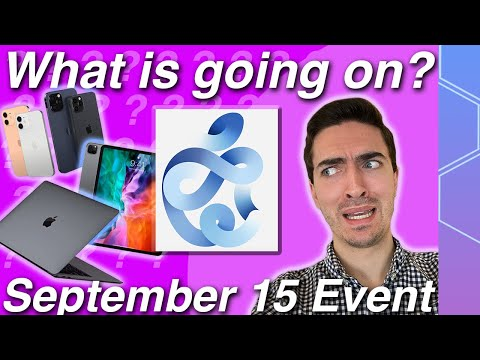 Apple Event CONFIRMED on September 15 | What the heck is going on???