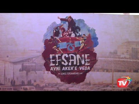 Avni Aker'e Veda Belgeseli Galası