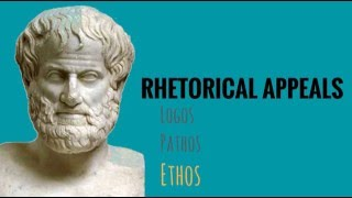 Rhetorical Appeal: Ethos