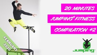 20 minutes Jumping® Fitness compilation #2 (02/2020)