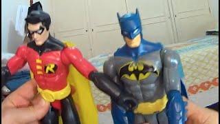 Robin boneco Mattel Batman X Coringa Joker Duende Verde Venom Electro Charada Marvel Brinquedos
