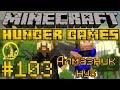 Алмазник нуб - Minecraft Голодные Игры / Hunger Games #103