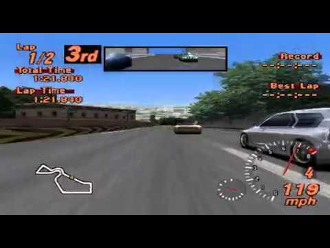 Let's Play Gran Turismo 2 : Car Shopping! (Ep 4)