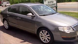 Volkswagen Passat (2006) Videos