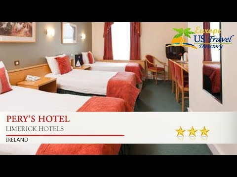 Pery's Hotel - Limerick Hotels, Ireland