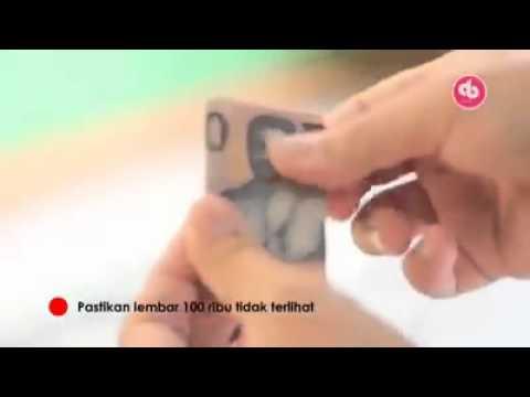 Video Trik Rahasia Sulap Melipat-gandakan Uang Untuk Pemula