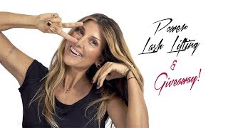 Power Lash Lifting | Giveaway (Έληξε) |  Roula Stamatopoulou