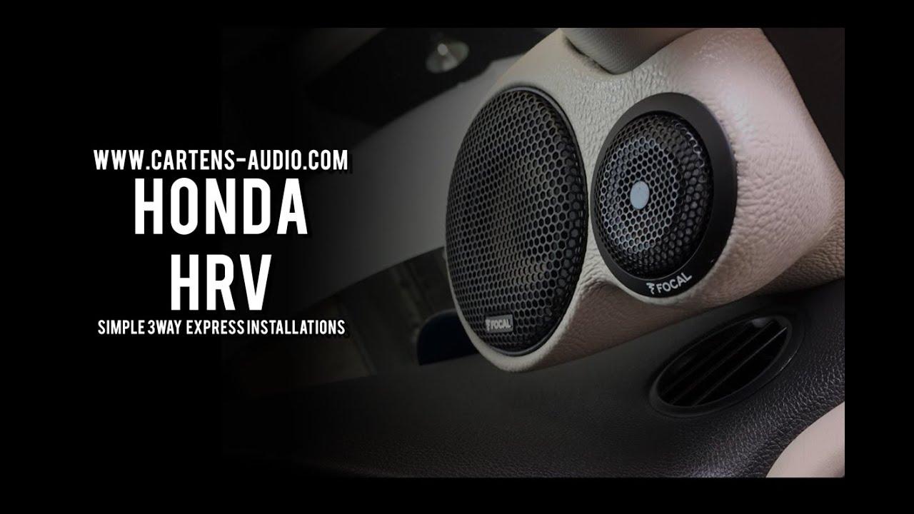 Audio Mobil Buat Genre Rock   HONDA HRV WWW.CARTENS-AUDIO.COM - YouTube