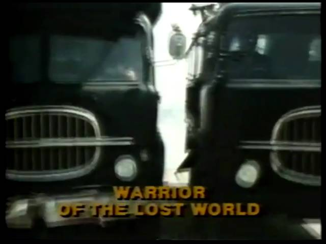 Warrior of the Lost World [1983] VHS Trailer