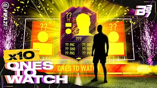 HUGE PULL! 10 X GUARANTEED OTW PACKS | FIFA 21 ULTIMATE TEAM