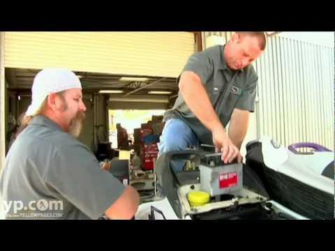 All Marine Las Vegas Boat Repairs Trailers