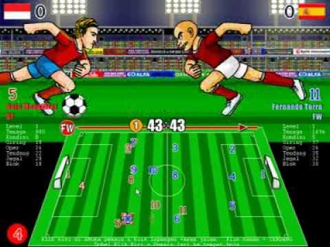 Sepak Bola Divinekids World Cup 2010 game free games for download www.divinekids.com