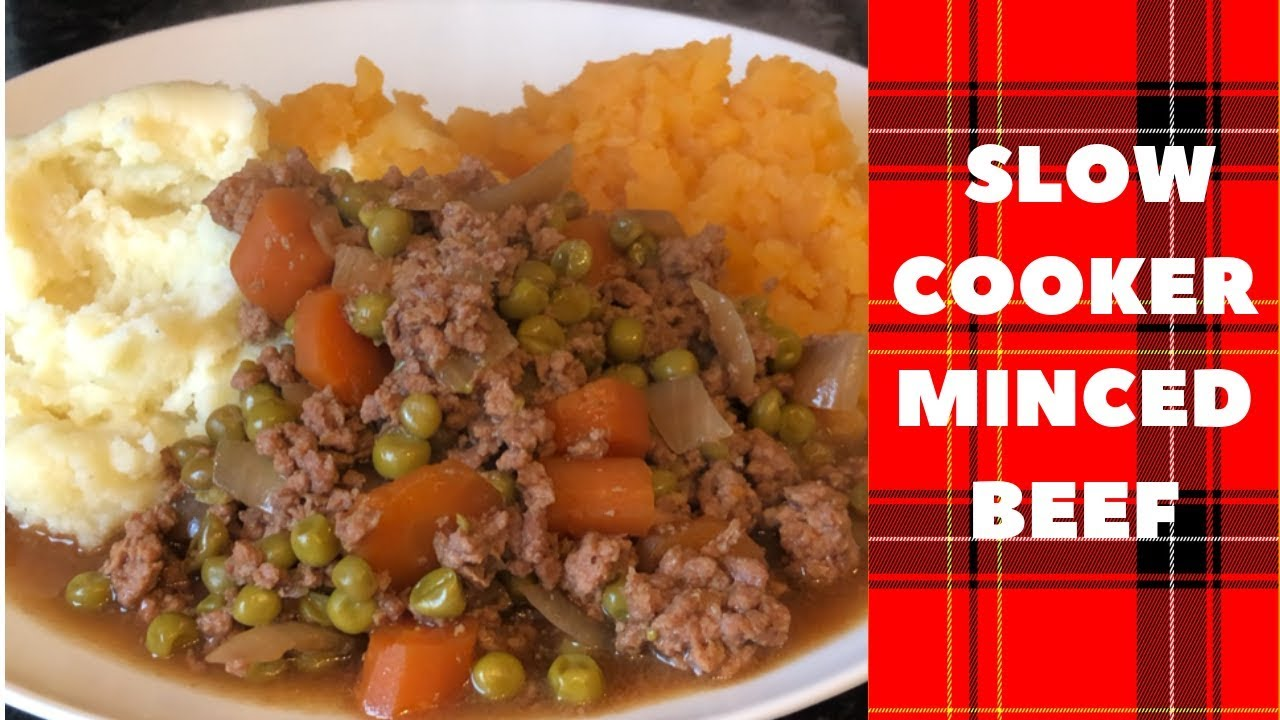 what to cook with beef mince meat