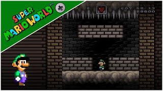 Il Maniero Spettrale (2014) | Super Mario World Hack